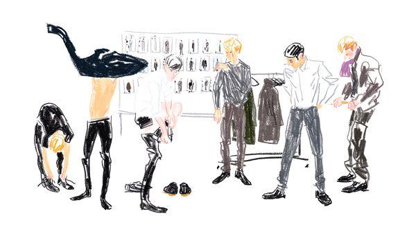 Hermès men's winter 2015 collection