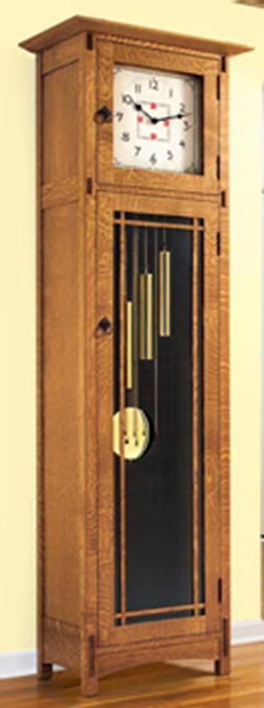 Plans Arts Crafts Clock