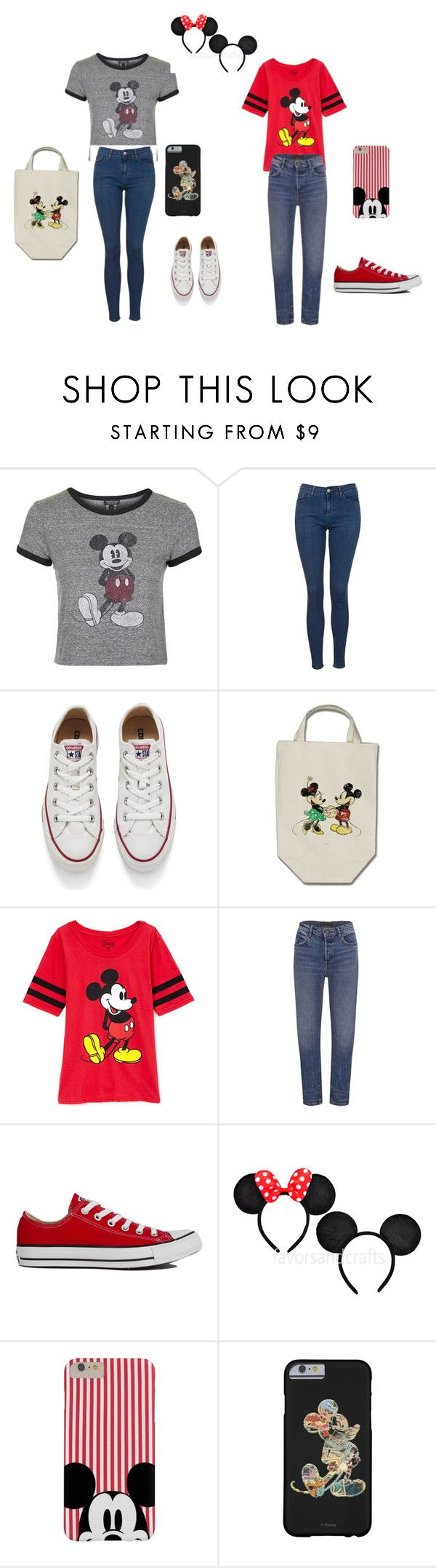 """""""a date at disney land with jr. (got7)"""" by exsonyeodan717 ❤ liked on Polyvore featuring Topshop, Converse, Alexander Wang, women's clothing, women, female, woman, misses and juniors"""