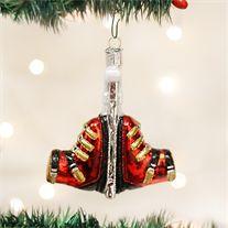 Ski Boots Ornament - Old World Christmas