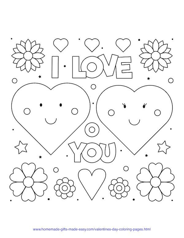 50 Free Printable Valentine S Day Coloring Pages Valentines Day Coloring Page Valentine Coloring Valentines Day Coloring