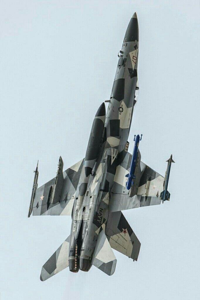 F-18 Aggressor Squadron