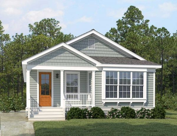The Franklin Cottage Series Homesplus Bungalow Style House Franklin Homes Coastal Cottage