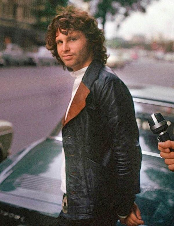 — soundsof71: Jim Morrison in Amsterdam, 1968, by...