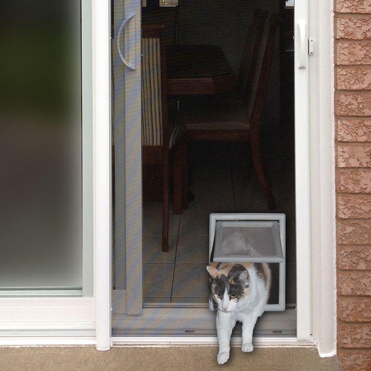Ideal Pet Products Screenfit Puerta Para Gato Costco M 233 Xico Puertas Para Perros Tienda Para