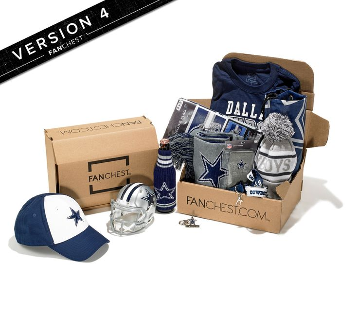 Dallas Cowboys Gift Box | Perfect Gift for Cowboy Fans | Cowboys Gear • FANCHEST