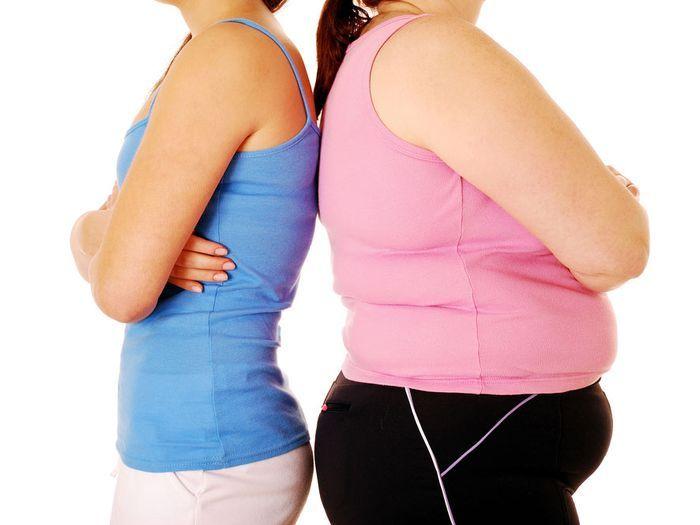 Типичные ошибки при попытках сбросить вес