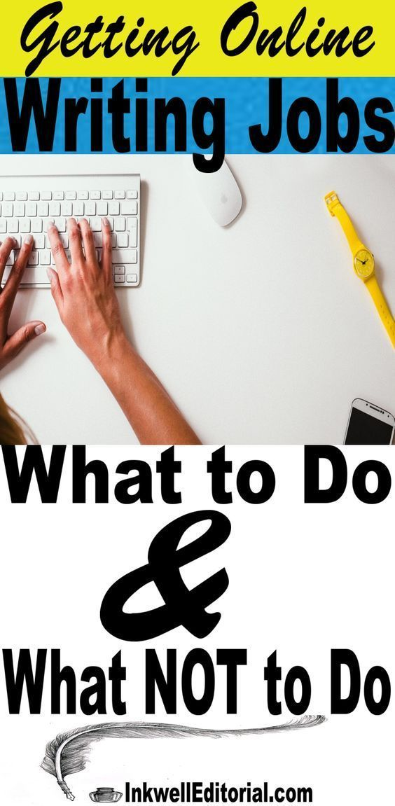 article writing jobs Apply as a freelance writer today and let online writing jobs bring the writing work to you become an official online writing jobs freelancer and take advantage of writing jobs that pay well and weekly.