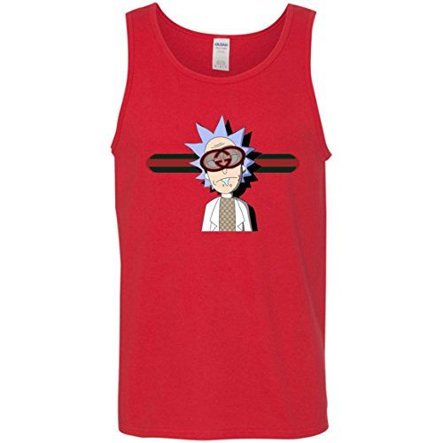 8222801d1 Rick And Morty Gucci T-Shirt, Gucci Tee, Gucci Rick And Morty Cotton Tank  Top$27.99