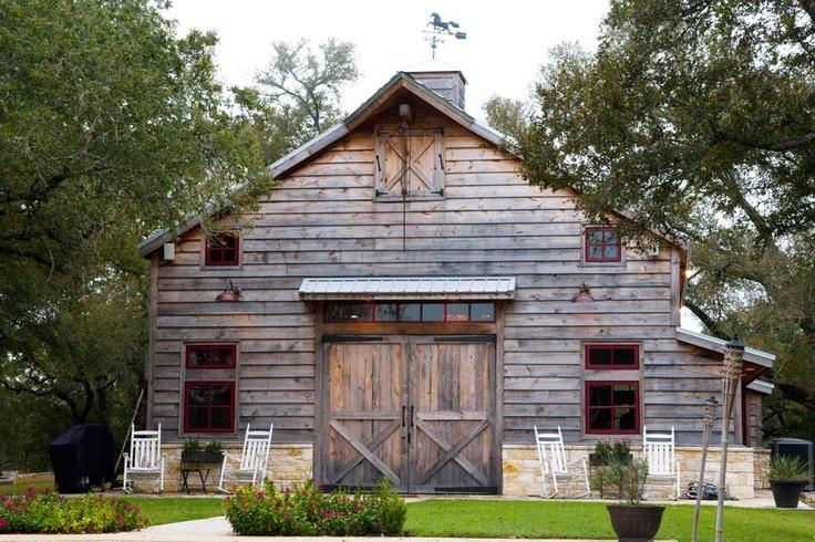 Restored Barn...oh yeah!