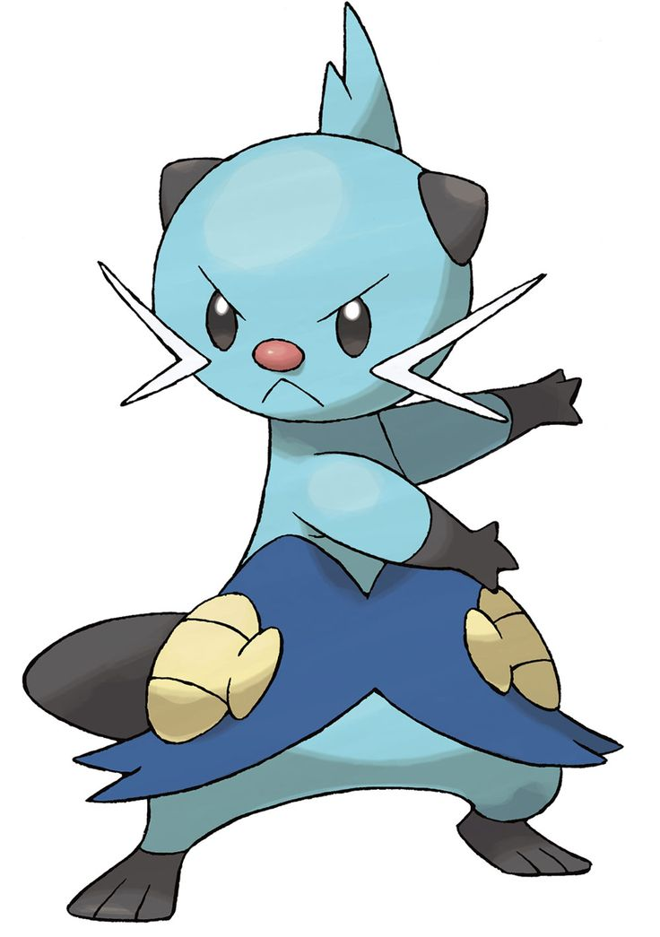 Day 11: Pokemon Black and White - Dewott. Is probably my favorite bc It looks pretty freaking awesome and idk any black and white pokemon lol!
