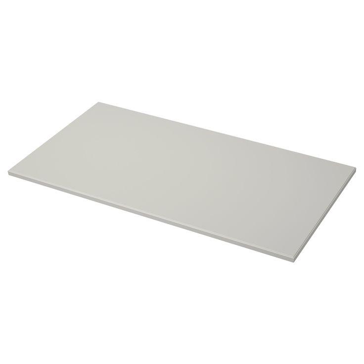 IKEA - KLIMPEN Table top gray light
