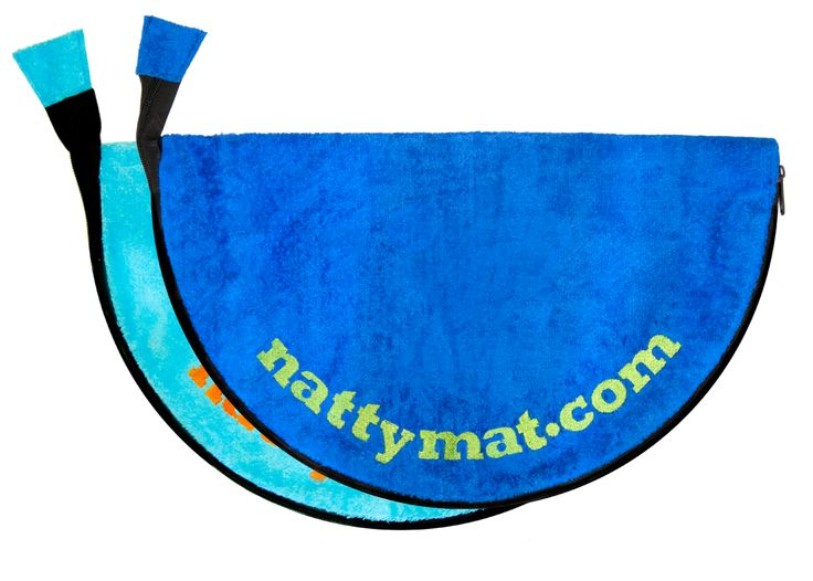 NattyMat - changing room mats - Buy 2 save £1 and P&P! -   NattyMatNATTYMAT IS A NEW AND UNIQUE FOOT PROTECTION CHANGING MAT DESIGNED TO KEEP NASTY BACTERIA AWAY FROM YOUR FEET.  microfibre foot mat -  zip up foot protection – floor mat for swimming and gym -  zip up waterproof swim bag -  bamboo microfibre footmat - changing room mats -