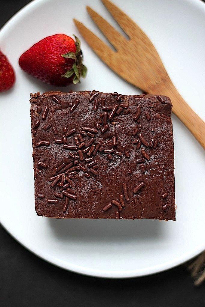 Chocolate oatmeal pudding breakfast cake recipe