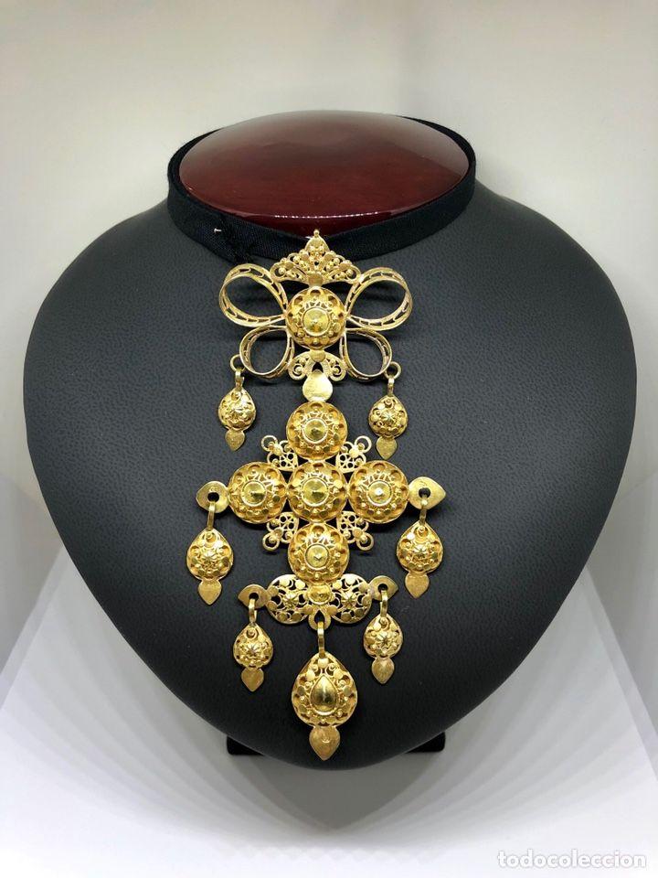 6 piezas grandes Filigrana Hoja ramificado Joyería haciendo casa Art Deco encontrar oro