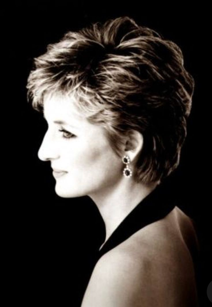 Princess Diana Hairstyles Short Hair Best Short Hair Styles