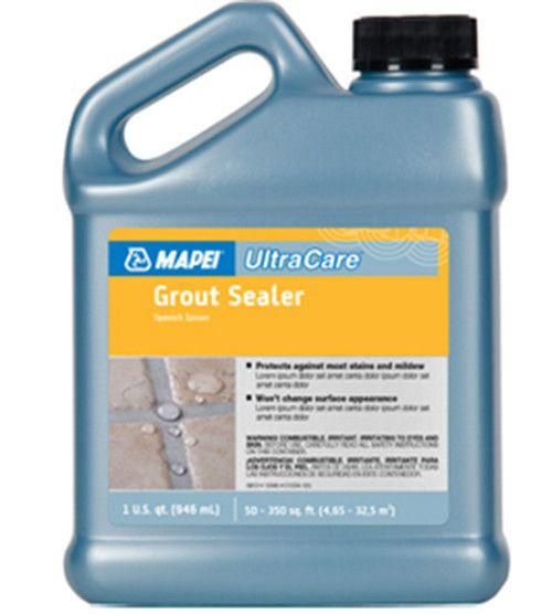 Mapei Ultracare Grout Sealer - 1 Ga Jug
