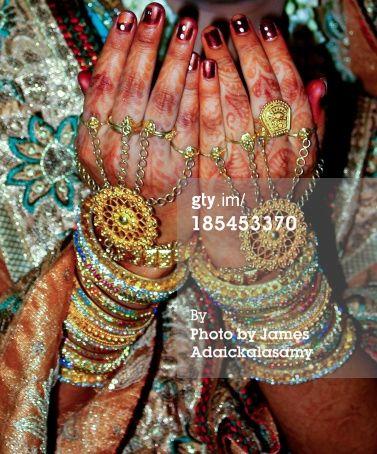 Stock Photo : Indian bride
