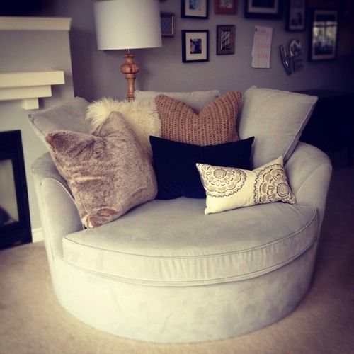 I currently have a loveseat and couch  which may be too overwhelming for my  LR. 17 Best ideas about Loveseats on Pinterest   Bedroom chair  Chairs