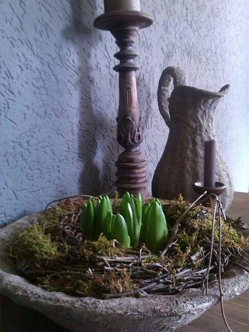 Beetje voorjaar.