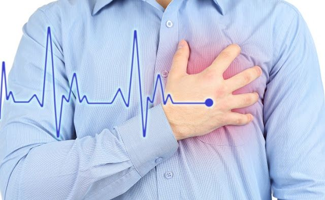 Síntomas De Ataque Cardíaco, Un Mes Antes De Que Suceda