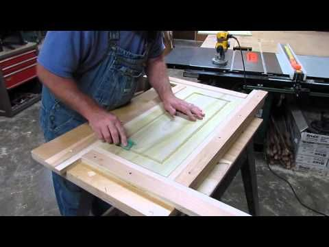 Making Simple Cabinet Door Router Jig To Make
