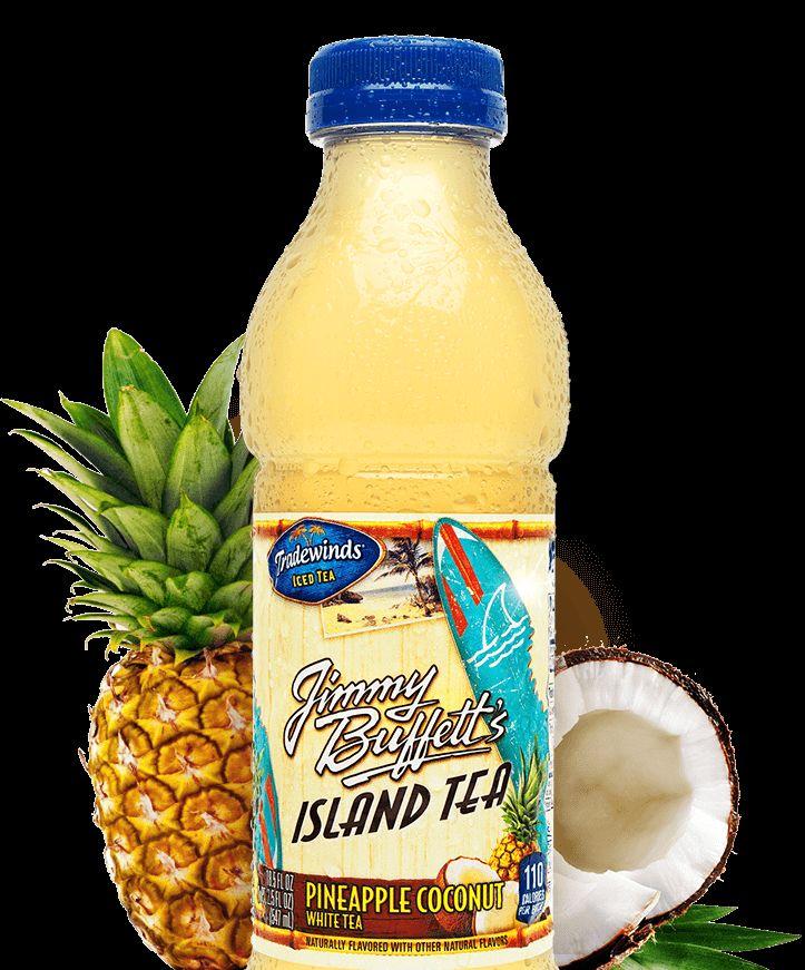 Tradewinds Tea   Island Tea   Pineapple Coconut White Tea