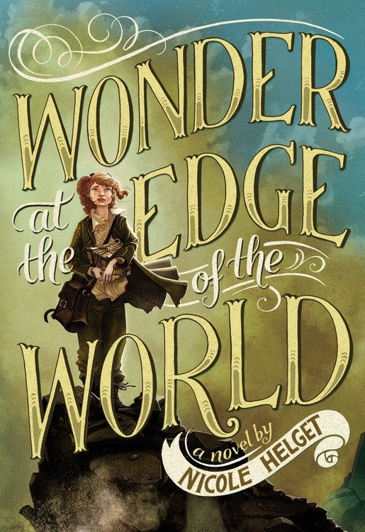 Wonder at the Edge of the World—Educator Guide