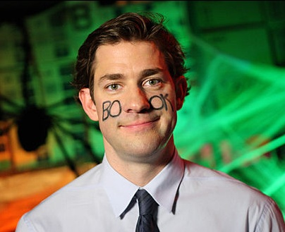 Oh Jim Halpert you are one hilarious sexy nerd!...and I love it!!!