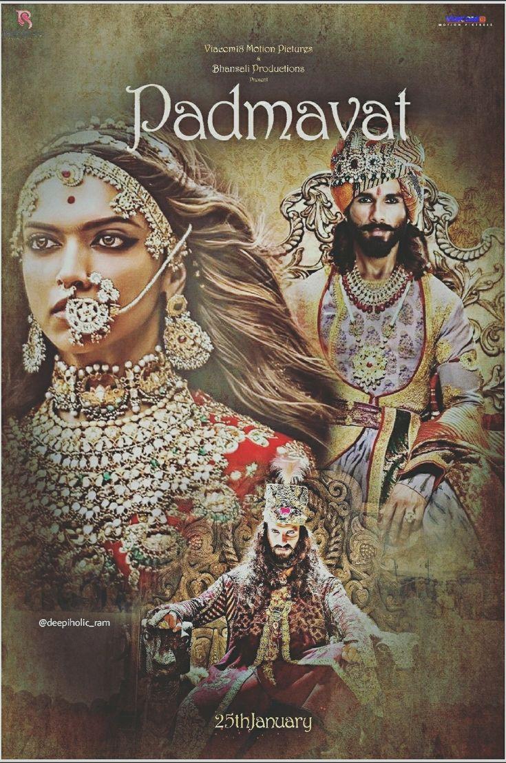 Padmavat New Poster! #padmavat #padmavati #fanmade #deepiholicram #deepikascupcakes #deepikapadukone #ranveersingh #shahidkapoor