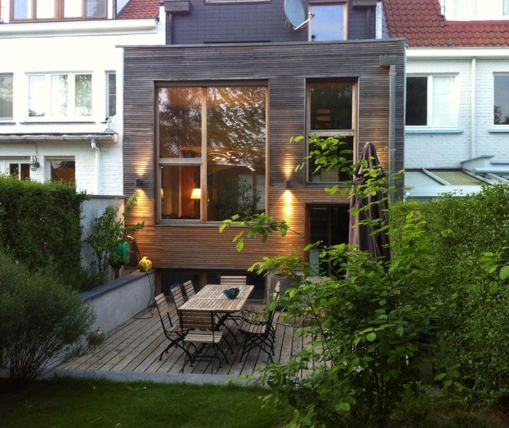 Annexe maison mitoyenne recherche google logement for Maison avec extension