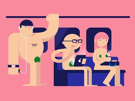 Área Visual: Los diseños y animaciones de Markus Magnusson