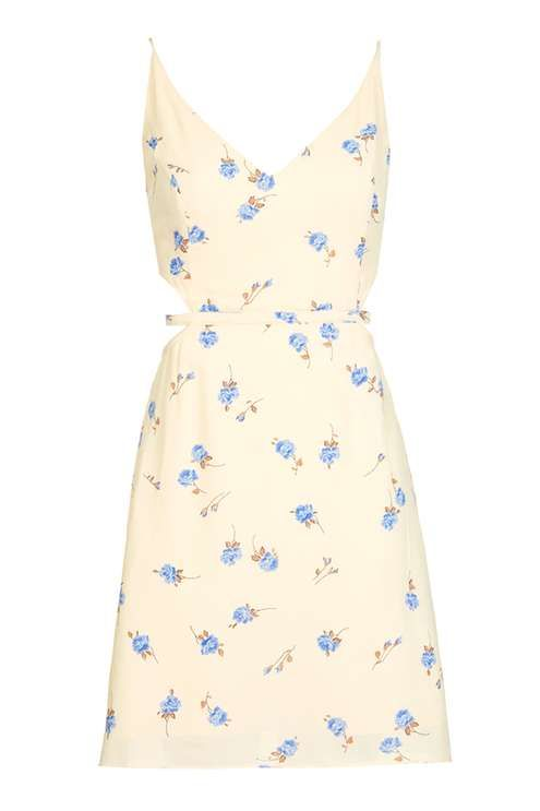 Bluebell Cut Out Sundress