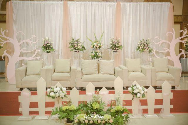 Le Motion Photo: AFRA & ASSAD WEDDING DAY - pelaminan decoration