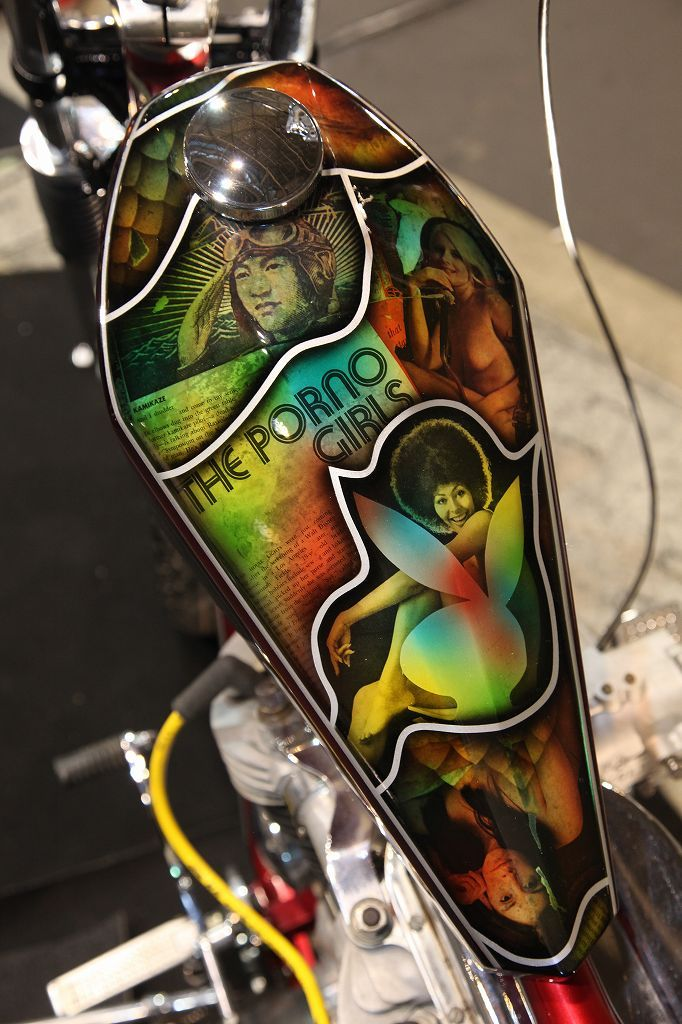 1000  Images About Helmut Art Motorcycle And Tank Art On