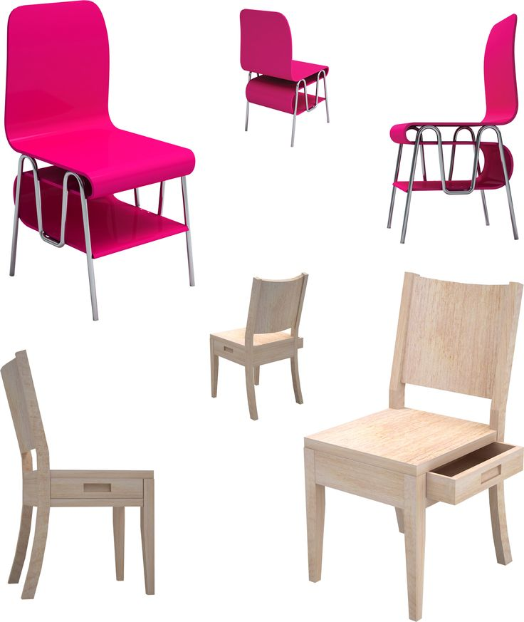 Concept of the chairs