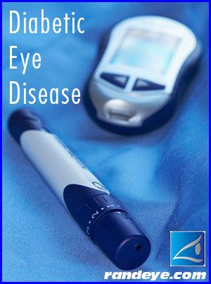diabetes-cause-of-blindness. Diabetes is the leading cause of blindness in working-age Americans. According to the American Academy of Ophthalmology, about 29 million Americans, 20 or older have diabetes and almost one-third does not even know they have the disease and are at risk for losing their vision. Early symptoms of diabetes can often go undetected and vision may not be affected until the disease is more severe and even harder to treat.