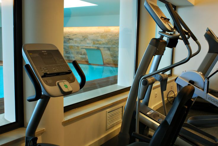 Fitness or pool? Free to go! Two hours free per day in the #Spa of Dom Gonçalo #Hotel, #Fatima, #Portugal. http://www.hoteldg.com/en/spa