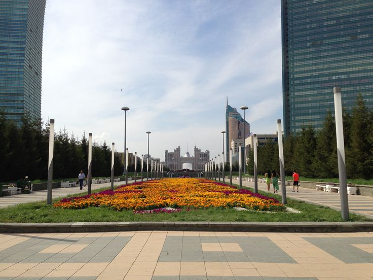 #Astana