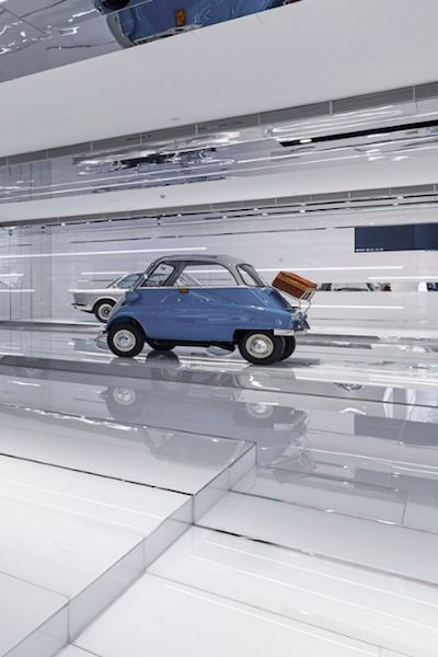 Isetta | BMW Vintage Museum | Munich Germany