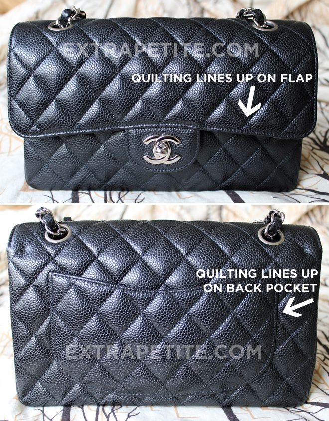 482c51f94cbfb6 Chanel, Part III - Buying pre-owned or new bags at a discount | TIPS | Fake  designer bags, Chanel bag classic, Chanel