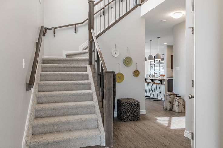 Welcome home! Upstairs is your ticket to relaxation.