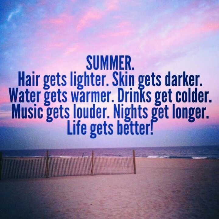 All About Summer Quotes 628 Quotes Kidskunstfo