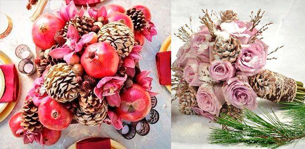 Идеи для зимней свадьбы — цвет, оформление, подбор платья — Свадьба на Алтае