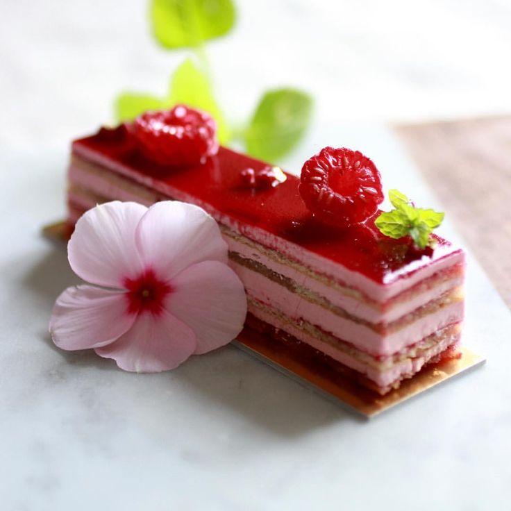 Dessert de patrice gateau opera