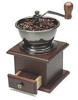 Hand-Crank Coffee Grinders