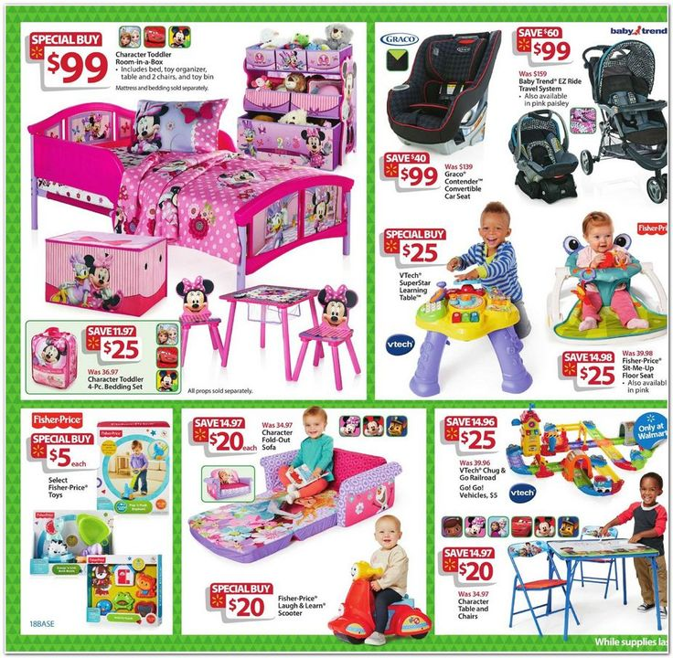 Walmart Black Friday Flyer 2015 Page 18
