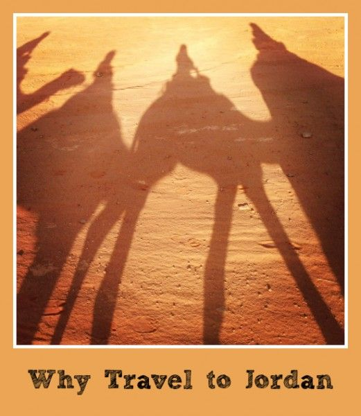 6 Reasons Why You should Travel to Jordan. The natural wonders of Petra and the Dead Sea are top of the list, but there's so much more to this friendly Middle Eastern country than those destinations. Number four may surprise you! | Jordan Travel