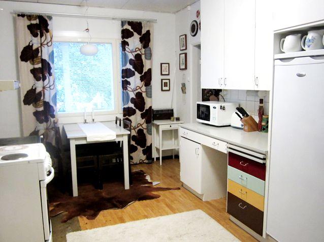 Our tiny kitchen / T. M. Suomela, Nokia Finland