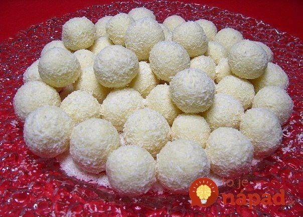 Žiaden pridaný cukor: Pripravte si zdravý dezert z tvarohu a kokosu